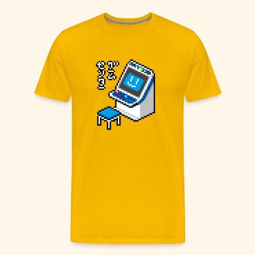candy ac - Men's Premium T-Shirt