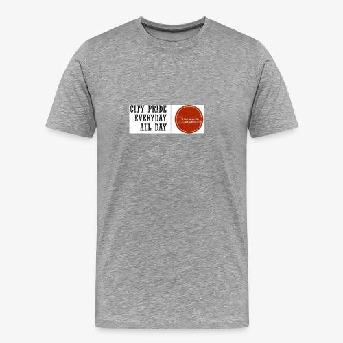 City Pride - Men's Premium T-Shirt