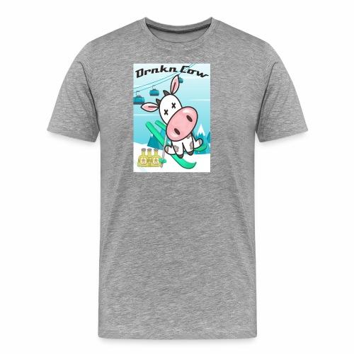 drunkencowski - Men's Premium T-Shirt