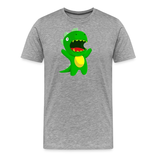 DINOSAUR - Men's Premium T-Shirt