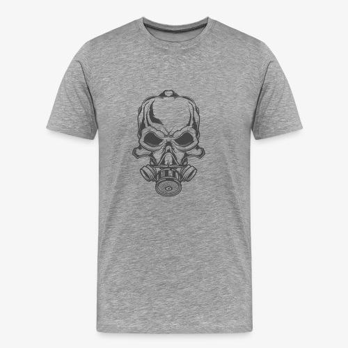 fire 2 - Men's Premium T-Shirt