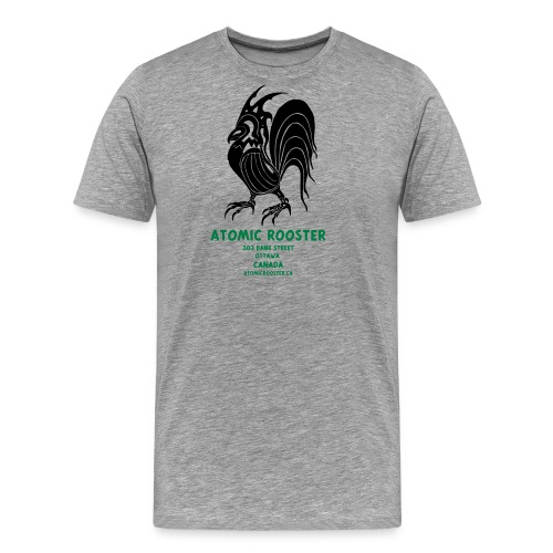 AtomicRooster Tshirt - Men's Premium T-Shirt