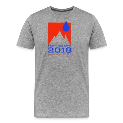 Eagle Fun Days 2018 Mountain - Men's Premium T-Shirt