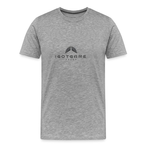 IGOTGAME ONE - Men's Premium T-Shirt