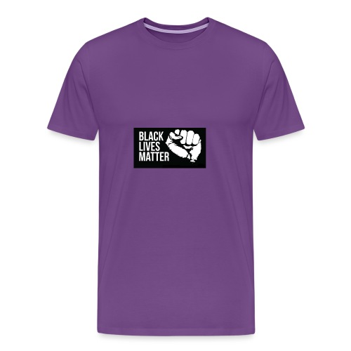 BLM T-SHIRT II - Men's Premium T-Shirt