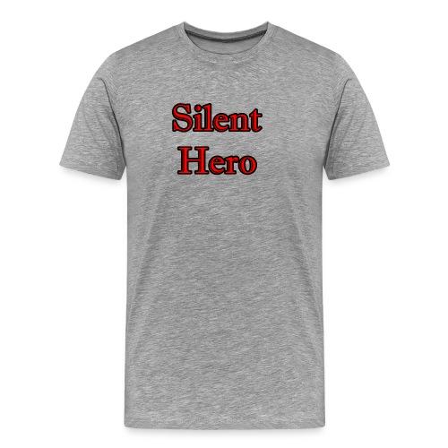 Silent hero - Men's Premium T-Shirt