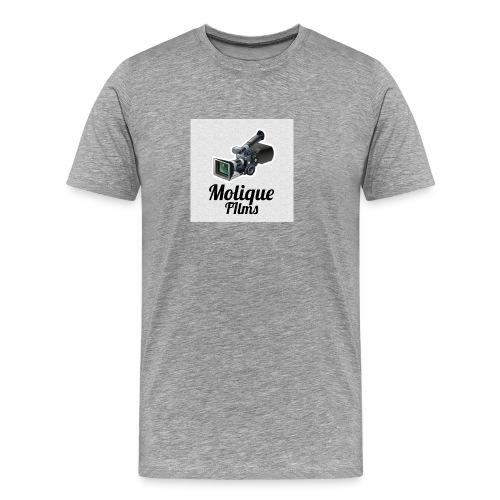 Molique Films Logo - Men's Premium T-Shirt