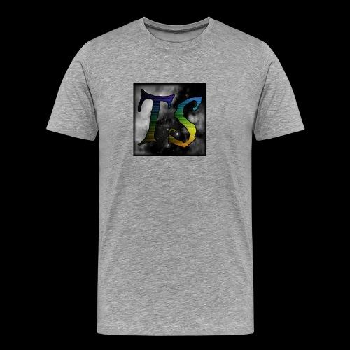 TS logo - Men's Premium T-Shirt