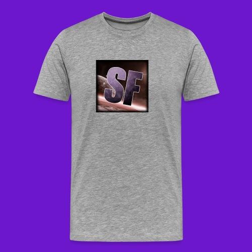 The SF logo - Men's Premium T-Shirt