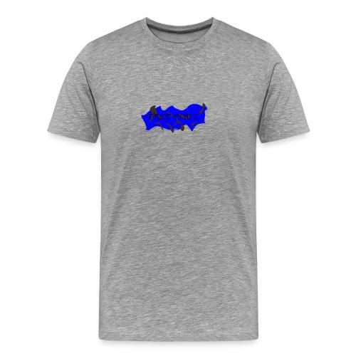 TreeSTYLE (BLUE EDITION) {NEW} - Men's Premium T-Shirt