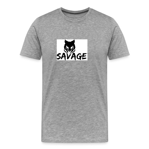 cameron is a savage - Men's Premium T-Shirt