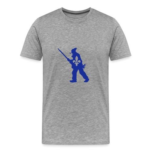 Patriote 1837 Québec - Men's Premium T-Shirt