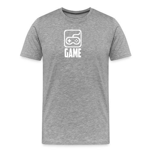 Game funny tshirt - Men's Premium T-Shirt