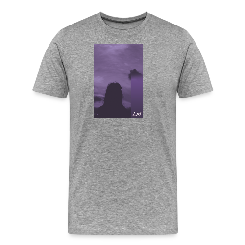 PURPLE PROMISE - Men's Premium T-Shirt