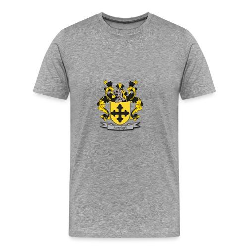 Lamplugh Family Crest - Men's Premium T-Shirt