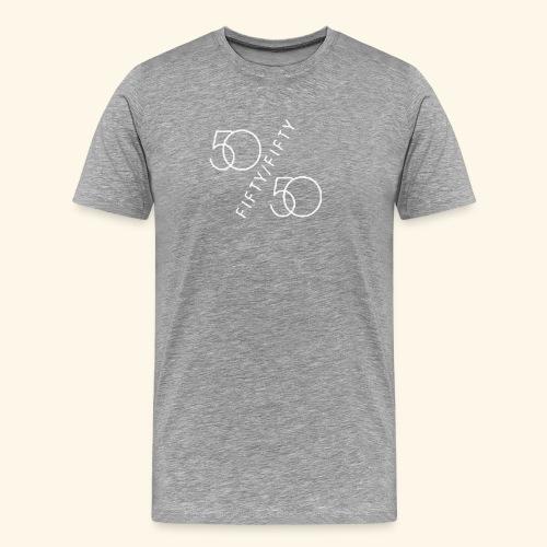 Fifty Fifty - Men's Premium T-Shirt