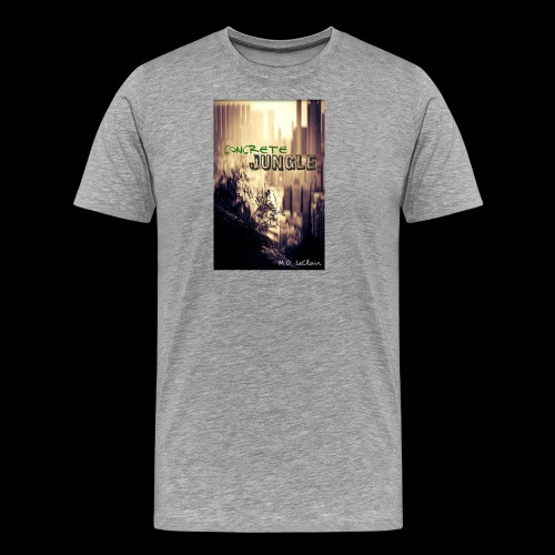 Concrete Jungle - Men's Premium T-Shirt