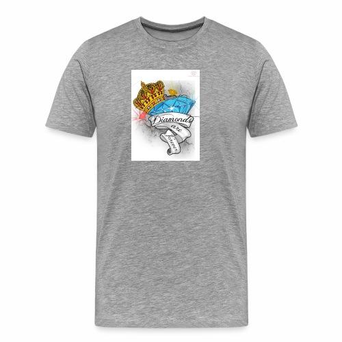 Diamonds Are Forever - Men's Premium T-Shirt