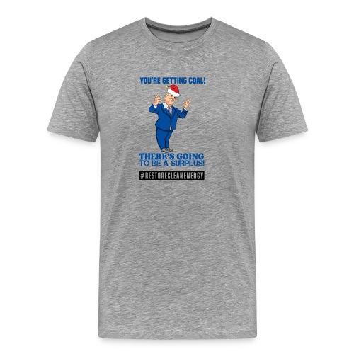 Trump Santa Shirt - Men's Premium T-Shirt
