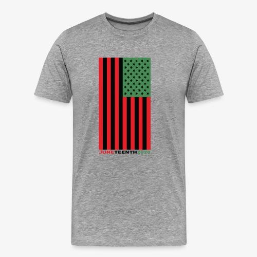 juneteenth003 - Men's Premium T-Shirt