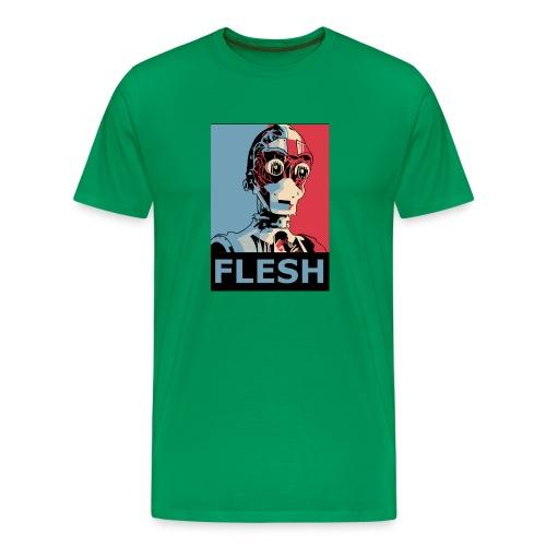 FLESH - Men's Premium T-Shirt