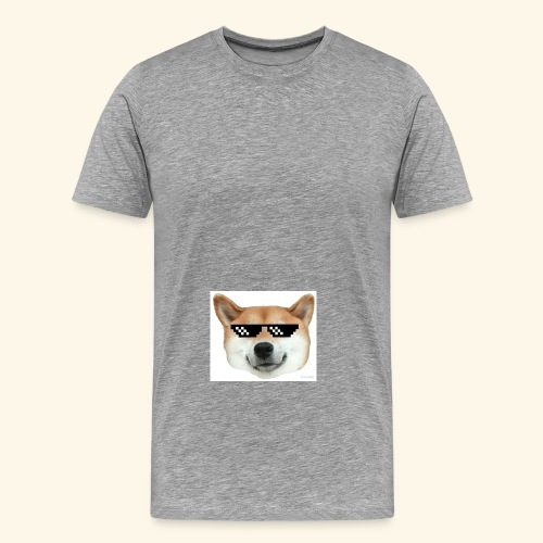 DOG THUG - Men's Premium T-Shirt