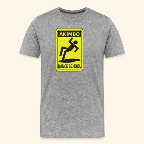 Akimbo Dance School - Men's Premium T-Shirt