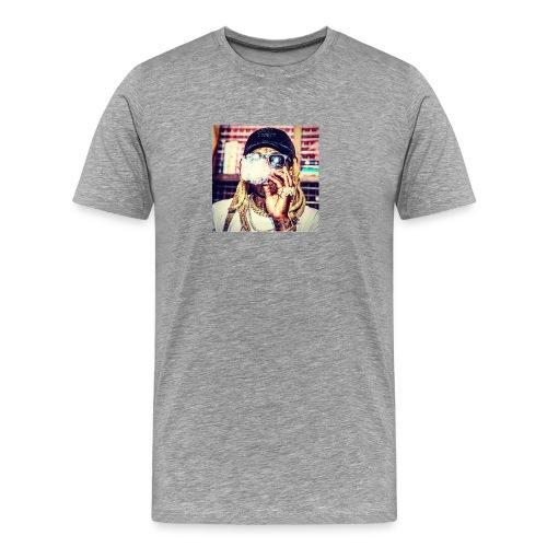 Blowing Weezy - Men's Premium T-Shirt