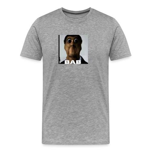 33815867 1194297730719045 2585976285385719808 n - Men's Premium T-Shirt
