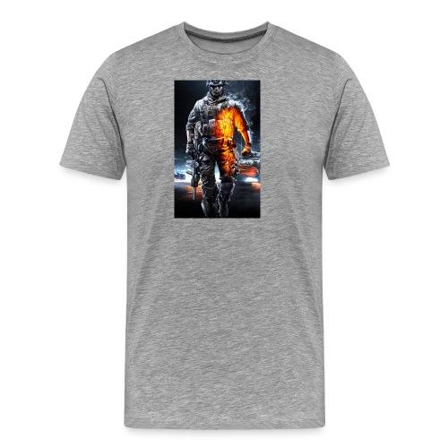 Cod fan - Men's Premium T-Shirt
