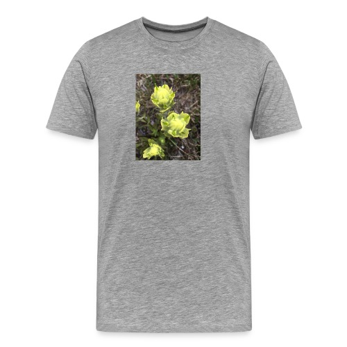Rocky Mountain flowers - Men's Premium T-Shirt