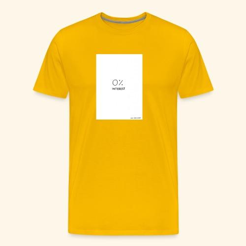 Unbothered - Men's Premium T-Shirt