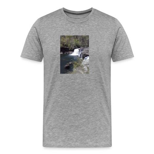 LRC waterfall - Men's Premium T-Shirt
