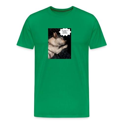 Dreaming of squirrel - Men's Premium T-Shirt