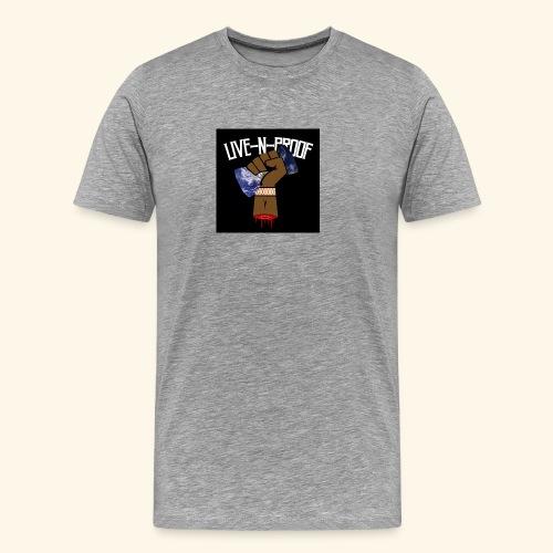 Live-N-Proof Clothing - Men's Premium T-Shirt