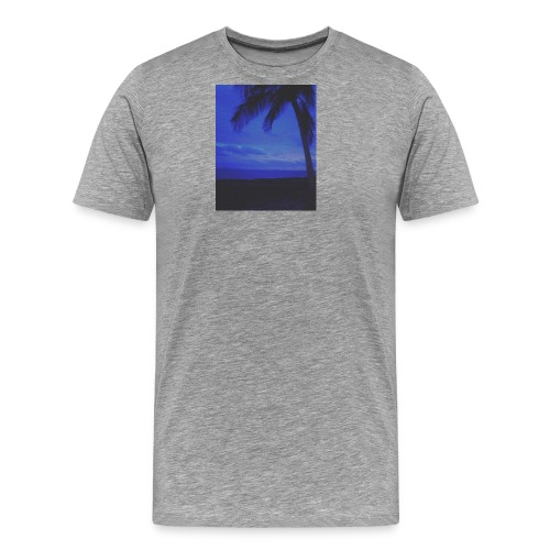 Queensland Palms - Men's Premium T-Shirt