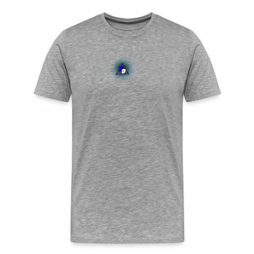 Peak logo tran - Men's Premium T-Shirt