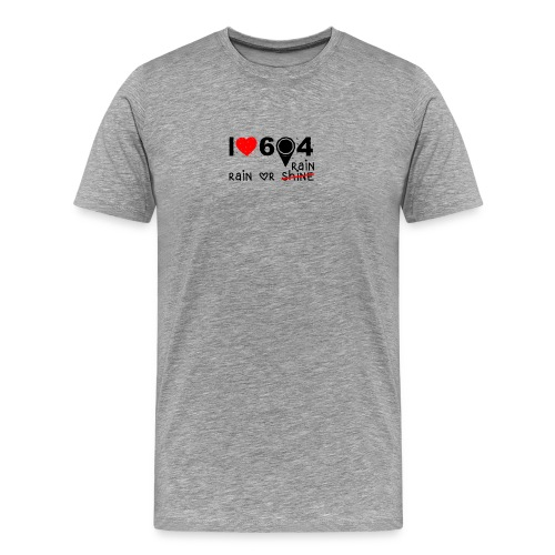 rain_or_shine - Men's Premium T-Shirt