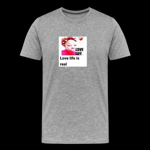 LOVE LIFE - Men's Premium T-Shirt