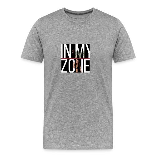 In The Zone - Men's Premium T-Shirt