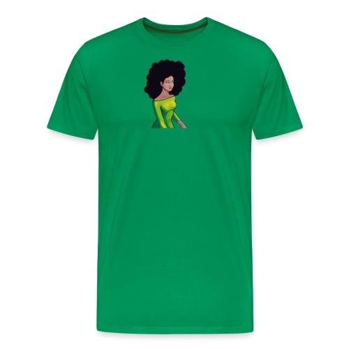 searchful eyes. - Men's Premium T-Shirt
