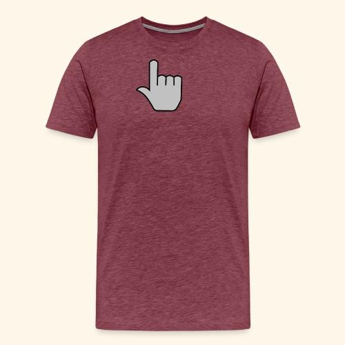 click - Men's Premium T-Shirt