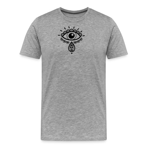 Cosmos 'Teardrop' - Men's Premium T-Shirt