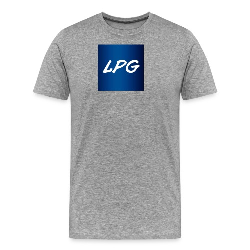 LiamPlaysGames SHOP - Men's Premium T-Shirt