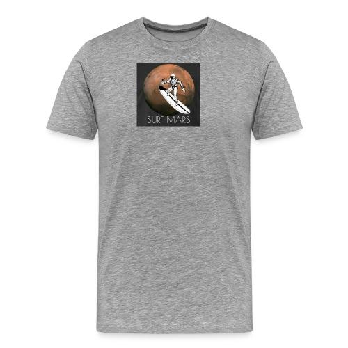 space surfer - Men's Premium T-Shirt