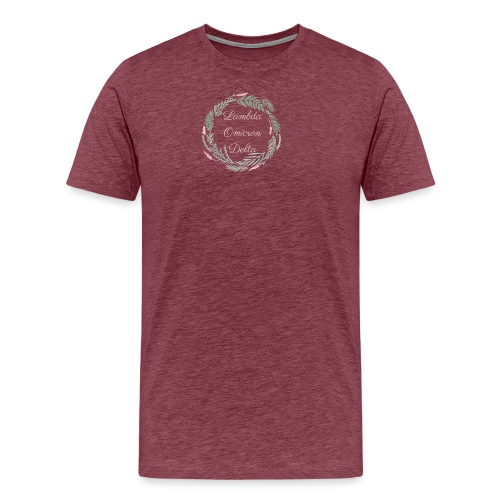 LOD Flower Wreath 1 - Men's Premium T-Shirt