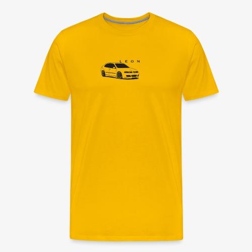 Seat LEON mk1 cupra - Men's Premium T-Shirt