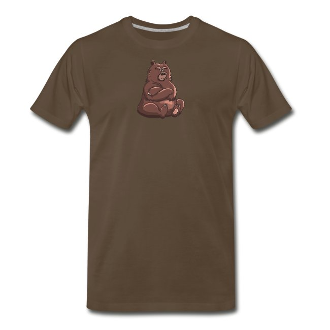 Bear in Contempt T-Shirt