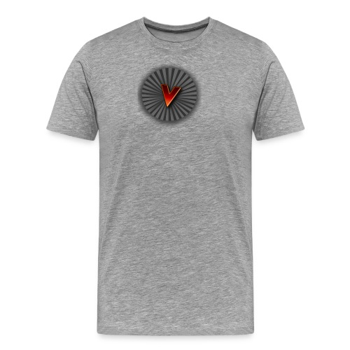 V-Logo - Men's Premium T-Shirt