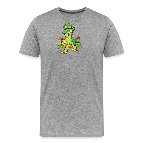 Irish Lucky Pony - Men's Premium T-Shirt
